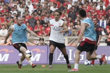 Malaysia Soccer Man United