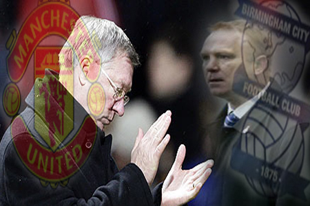 Fergie vs McLeish