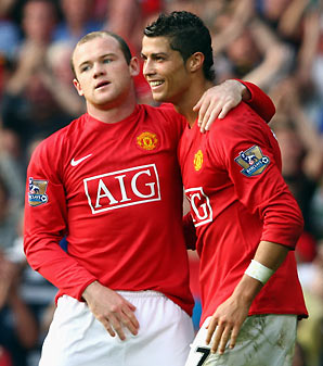 9.2 seconds: Wayne Rooney is as fast as Cristiano Ronaldo (Manchester United vs Arsenal)